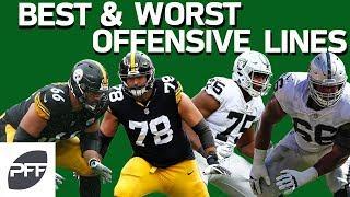 Best & Worst Offensive Lines in 2018   Pro Football Focus