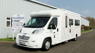 Peugeot Boxer Autocruise Stardream (2008) SOLD
