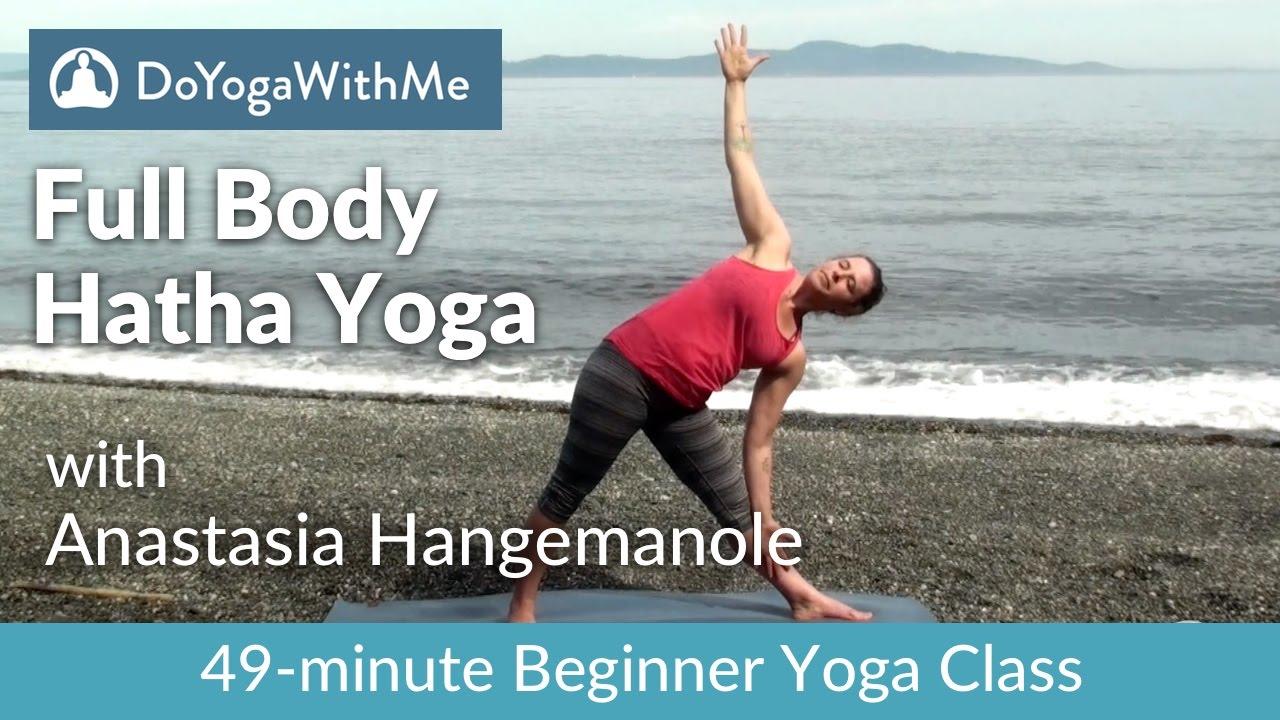 Hatha Yoga with Anastasia Hangemanole: A Full Body Hatha Flow