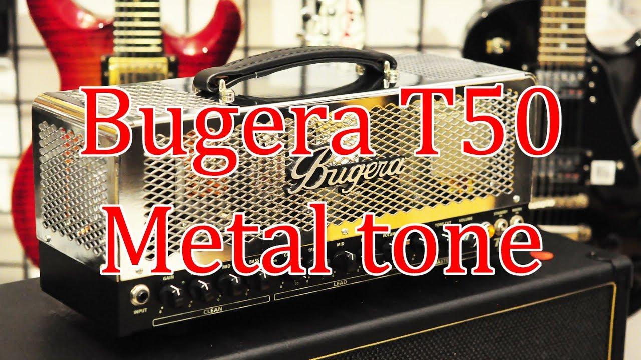 bugera t50 infinium tube amp tuy t hay cho rock metal choiguitar shop youtube. Black Bedroom Furniture Sets. Home Design Ideas