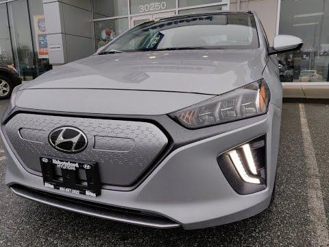 2020 Hyundai Ioniq EV Ultimate Review (Canadian Edition)