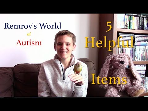 5 Helpful Items for Autistic People - Remrov's World of Autism #51