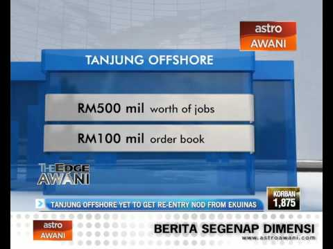 Tanjung Offshore yet to get re-entry nod from Ekuinas