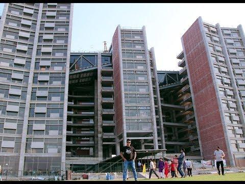 Visiting United International University (UIU) Permanent Campus   Beautiful Campus In Bangladesh