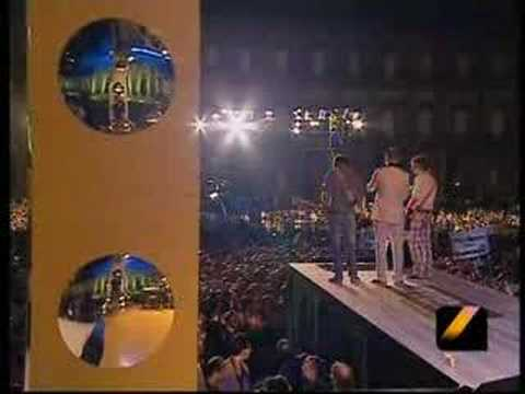 SONOHRA @ TRL AWARDS '08 performance