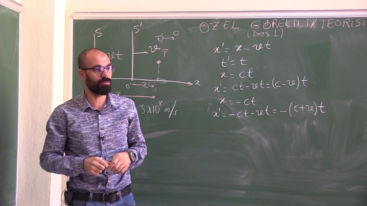 Einsteinın görelilik kuramı ve bu konuda yeni araştırma