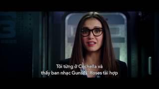 XXx: Return Of Xander Cage   Clip: Agent Clearidge   CGV Cinemas Vietnam