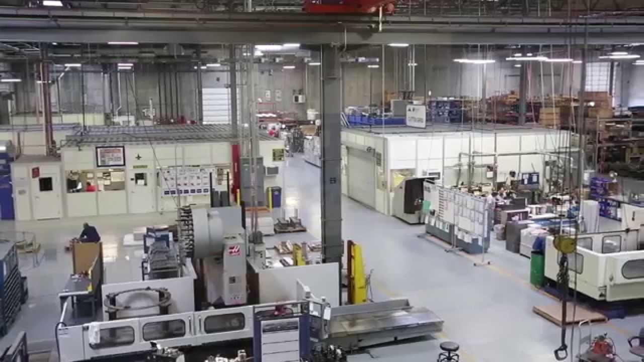 Barnes Aerospace Youtube