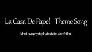 Baixar La Casa De Papel - Theme Song (1 Hour) - Money Heist
