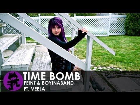 Feint & Boyinaband ft. Veela - Time Bomb (Lyrics)