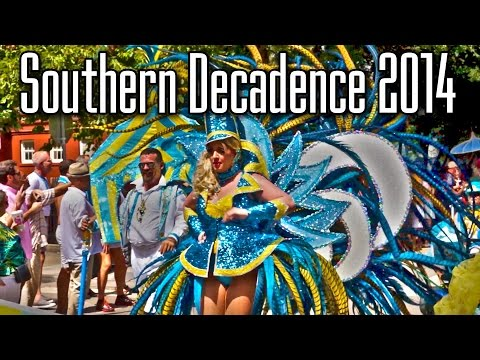 Southern Decadence 2014 - YouTube
