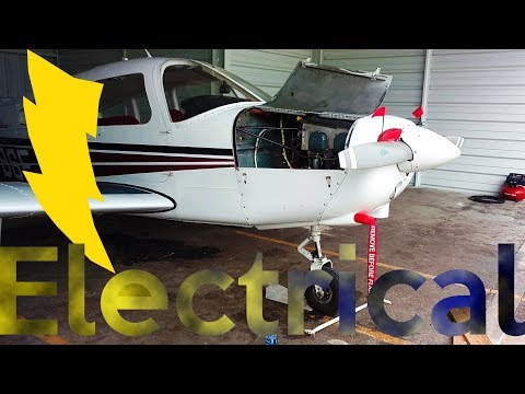 Ep. 56: Your Aircraft Electrical System Explained! | From the Ground Up!