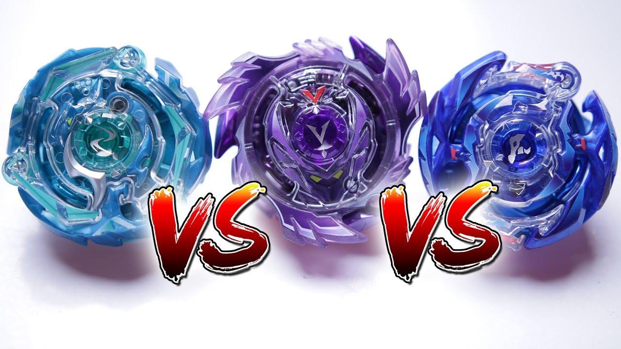beyblade burst battle
