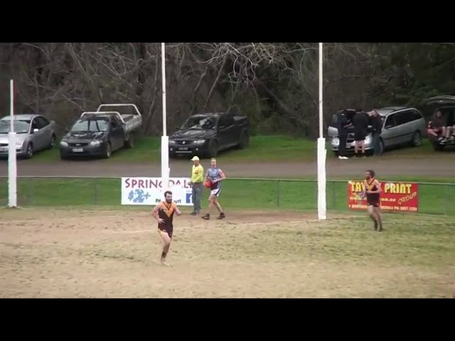 Rd 15 Drysdale Behinds