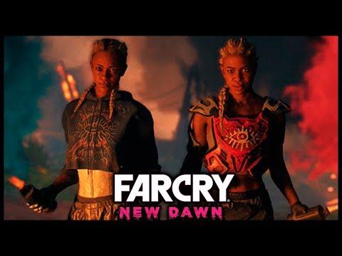 FAR CRY NEW DAWN - O DUELO DAS GÊMEAS #12 (Gameplay em Português) thumbnail