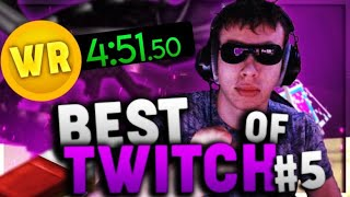 RECORD DU MONDE en SPEEDRUN ?! Best of PonK #6