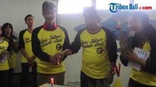 Download Video VIDEO: Syukuran Tribun Bali, 'Satu Tribun Untuk Bali' MP3 3GP MP4