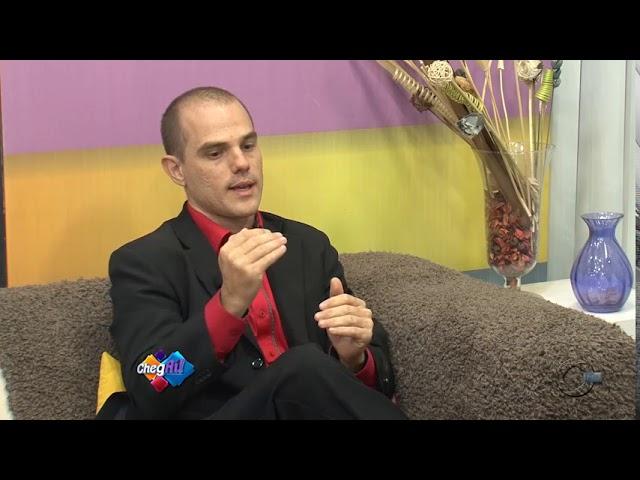 Entrevista com Daniel Hamido na Tv Cidade Record São Luis