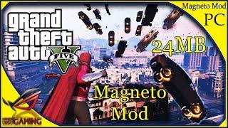 How To Install Magneto Mod Gta 5
