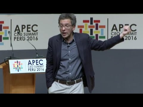 Full. APEC Summit in Lima, Peru. Part 2. Nov 19. 2016.