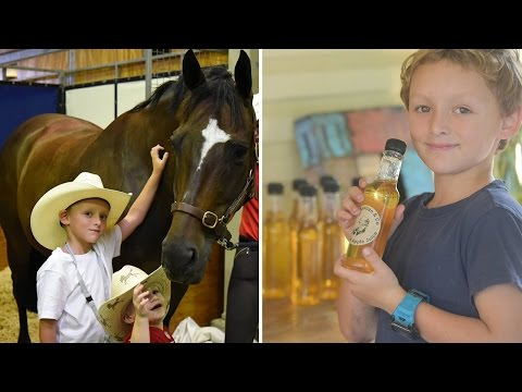 7-Year-Old Boy Bursts Into Tears After Getting Pony He Saved $3,000 To Buy