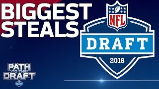 Top 5 STEALS of the 2018 NFL Draft | NFL Network
