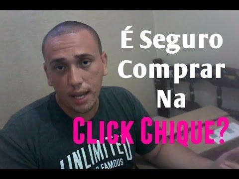 ed723312b Click Chique é Confiável  Entrega Certo   NÃO COMPRE ANTES DE VER ESSE  VÍDEO!