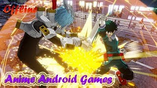 TOP 6 NEW BEST Anime Android/IOS Games 2018