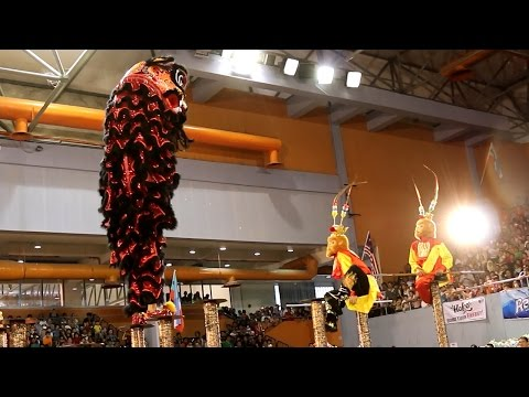 Lion Dance by Yick Nam Team (益南)