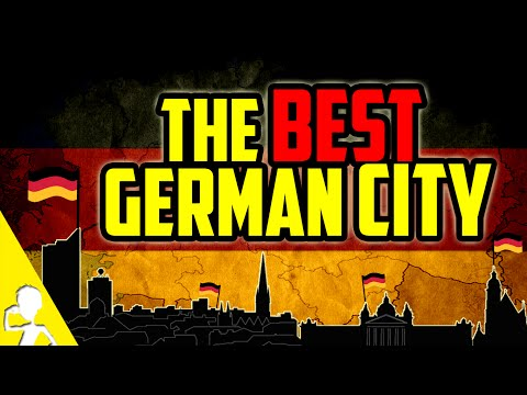 The Best City To Live In In Germany | Get Germanized