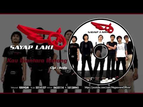 SAYAP LAKI - Kau Diantara Bintang (Official Audio Video)