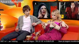 Alexander Rybak - Fin Fredag, 27.02.2009