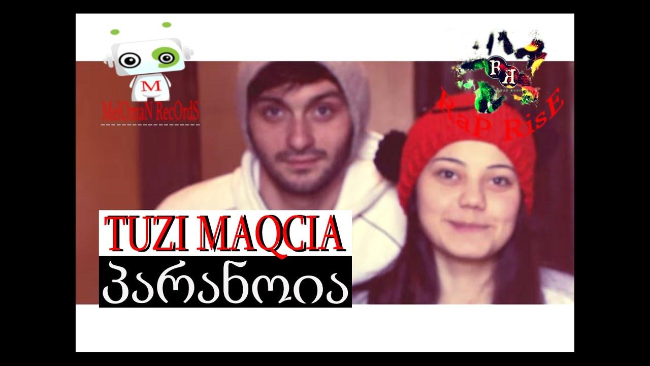 TUZI MAQCIA (rap rise) - პარანოია | PARANOIA (official video) (ტუზი მაქცია) (rap rise 2014)