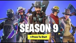 FORTNITE SAISON 9 : RETOUR TILTED TOWERS ET NEW SKIN PASSE DE COMBAT !! (leaks)