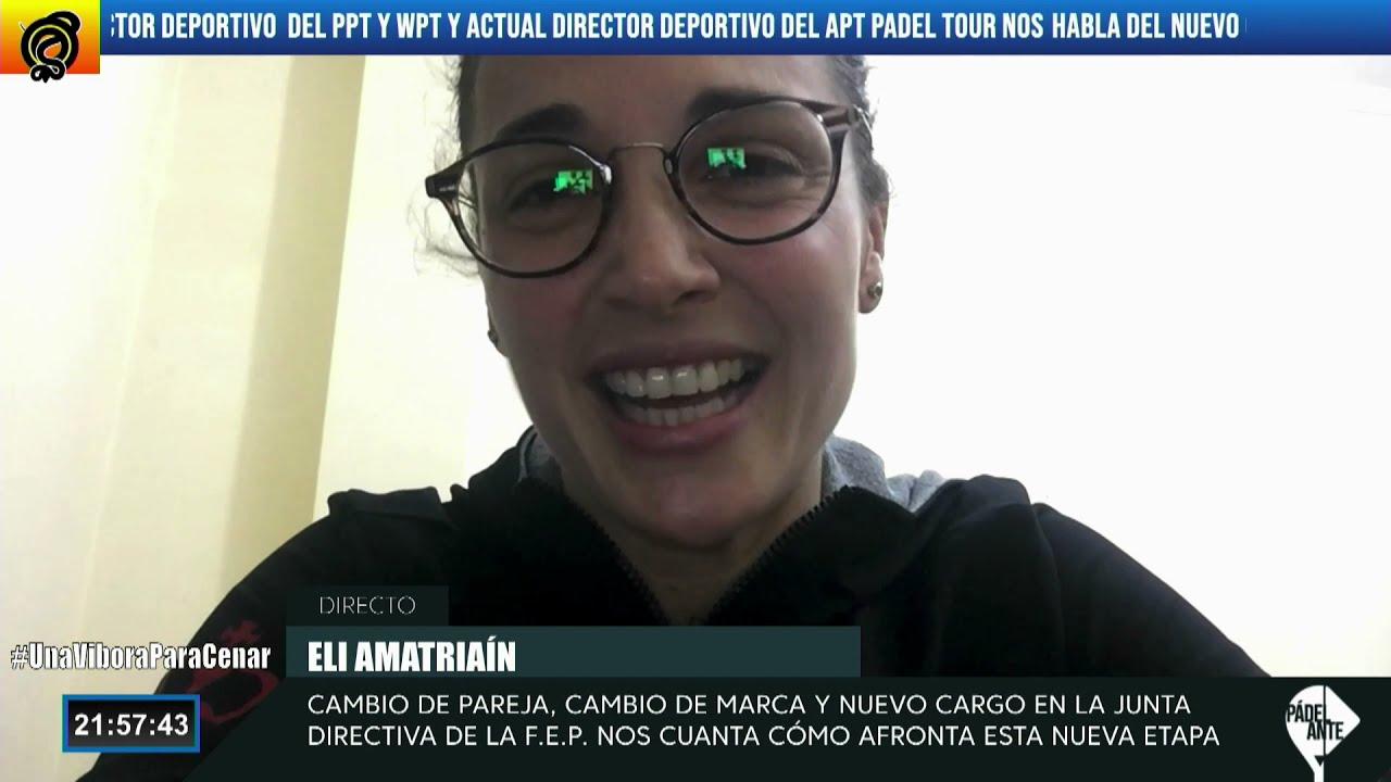 Entrevista a Eli Amatriaín