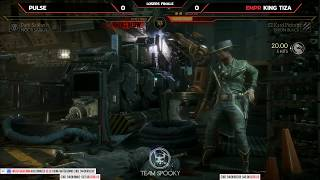 Mortal Kombat 11 Losers Final - Pulse vs King Tiza - NLBC 165