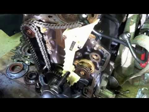 4 0 Liter Ford Engine Diagram Thesaabguy Replace Timing Chain Guides And Balance Chain