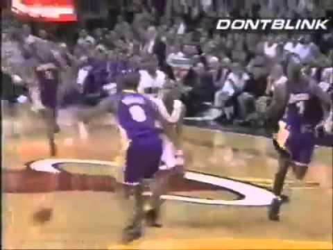 Dwyane Wade schools Kobe Bryant