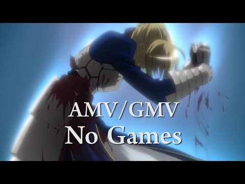 "[AMV/GMV] ""No Games"" - Breaking Benjamin"