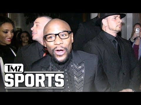 Floyd Mayweather Reveals He's 'Working On' His Own Boxing Video Game   TMZ Sports