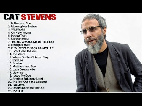 Greatest Hits -- The Best Of cat stevens [Music By Me]