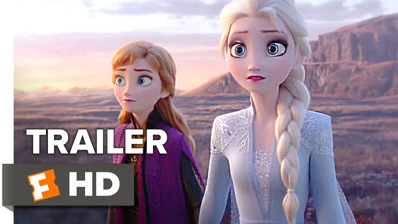 Frozen II Trailer #1 (2019) | Movieclips Trailers