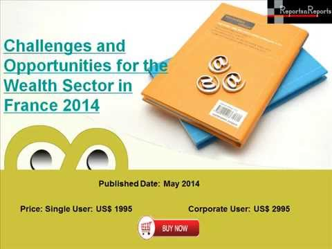 Challenges and Opportunities for the Wealth Sector in France 2014