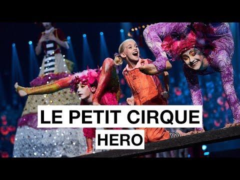 Le Petit Cirque - Hero  | The 2017 Nobel Peace Prize Concert