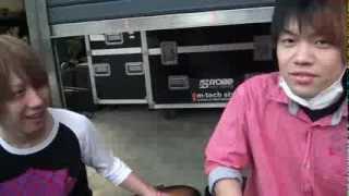 【KEYTALK TV】2013.6.2恵比寿LIQUID ROOM-巨匠、突然帰る TOKYO CAMP 2013