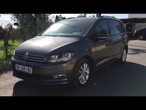 Volkswagen Touran 2.0 Ergoactive 2016