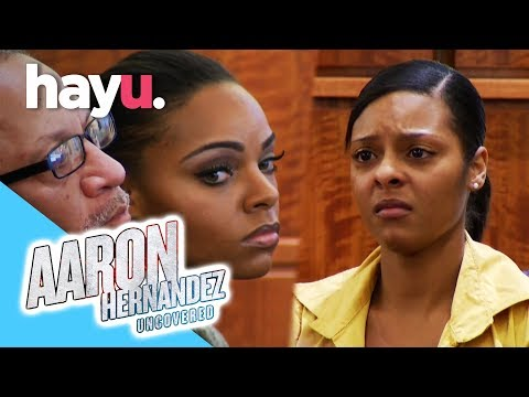 Court Case Tears Family Apart | Aaron Hernandez Uncovered