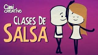 Clases de Salsa | Casi Creativo