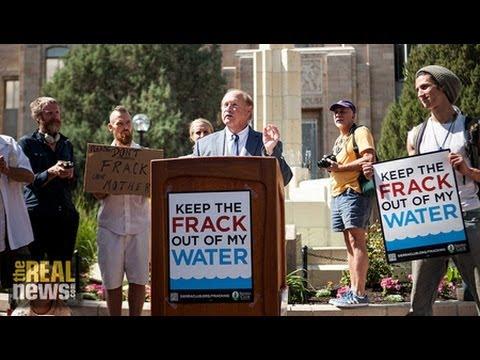 Three Colorado Cities Pass Anti-Fracking Measures