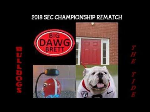 georgia-bulldogs-vs-alabama-crimson-tide-2018-sec-championship-game-predictions